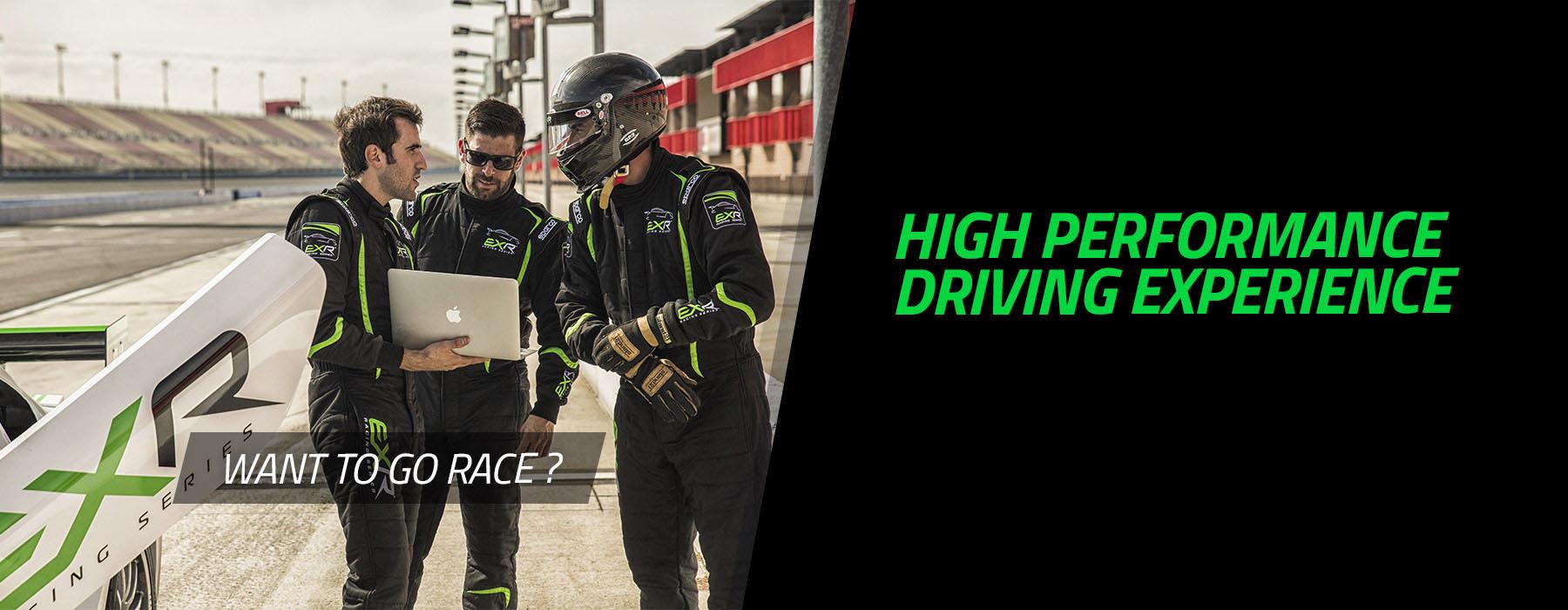 Racing School and HPDE