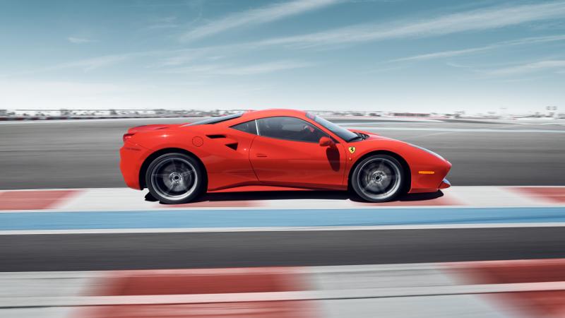 HPDE Ferrari
