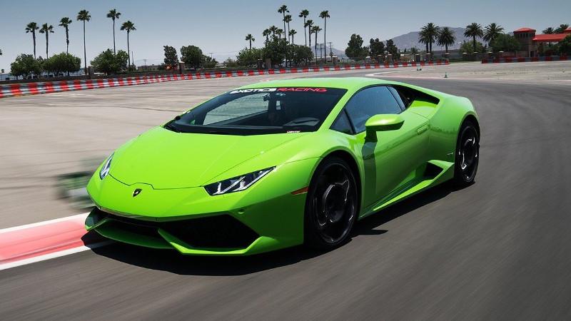 HPDE Lamborghini