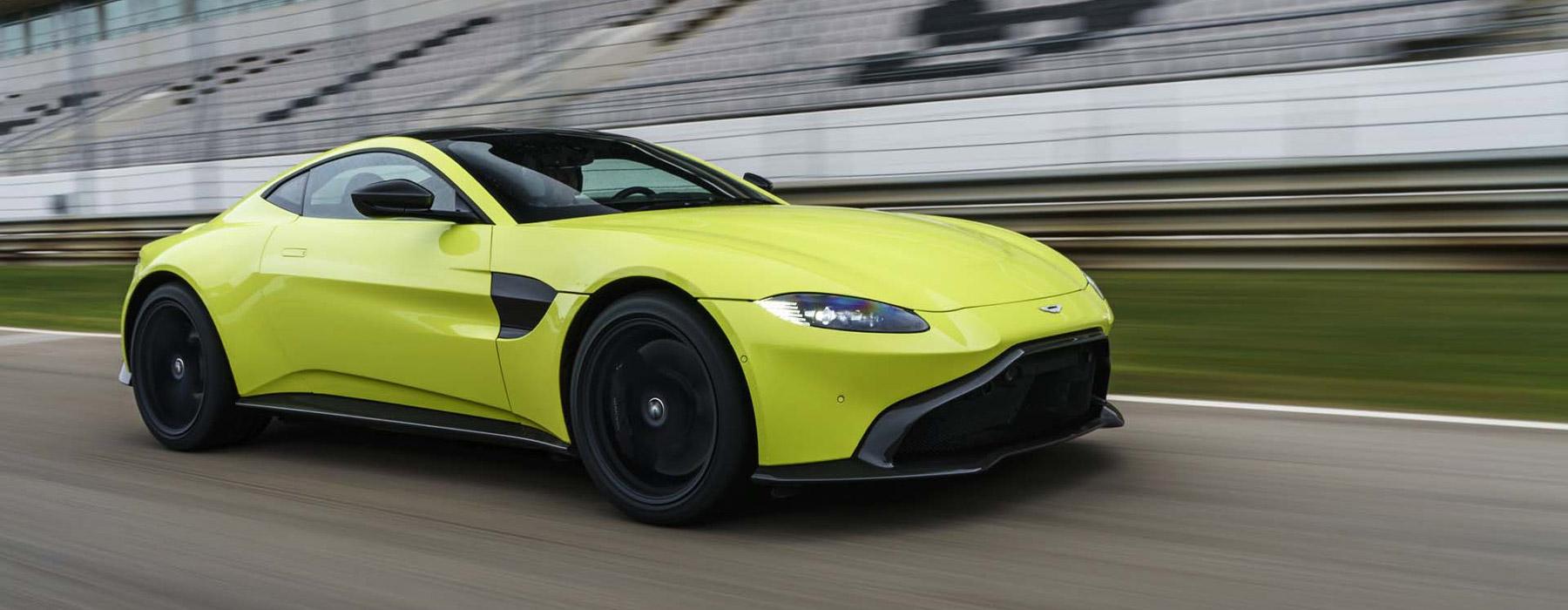 Drive an Aston Martin Vantage