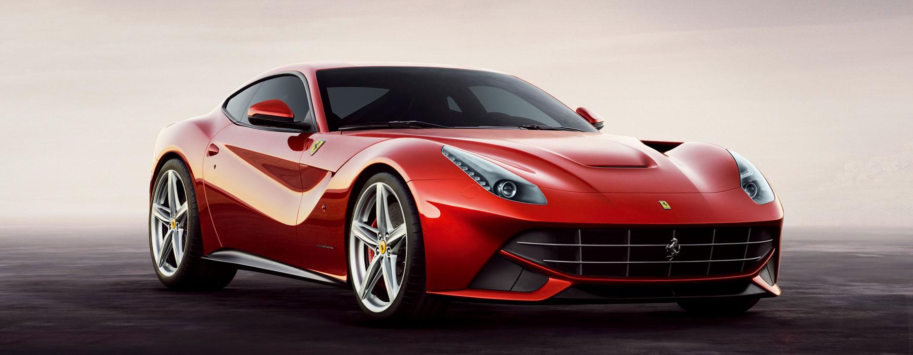 Drive a Ferrari F12 Berlinetta