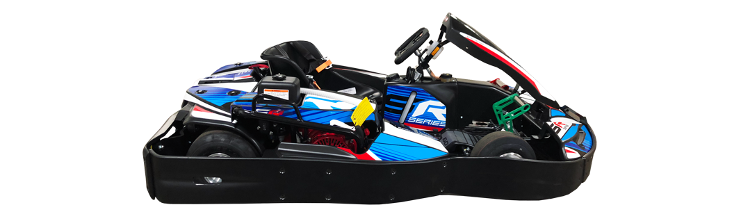 Drive a Go-Kart On a purpose-built Racetrack at Exotics Racing