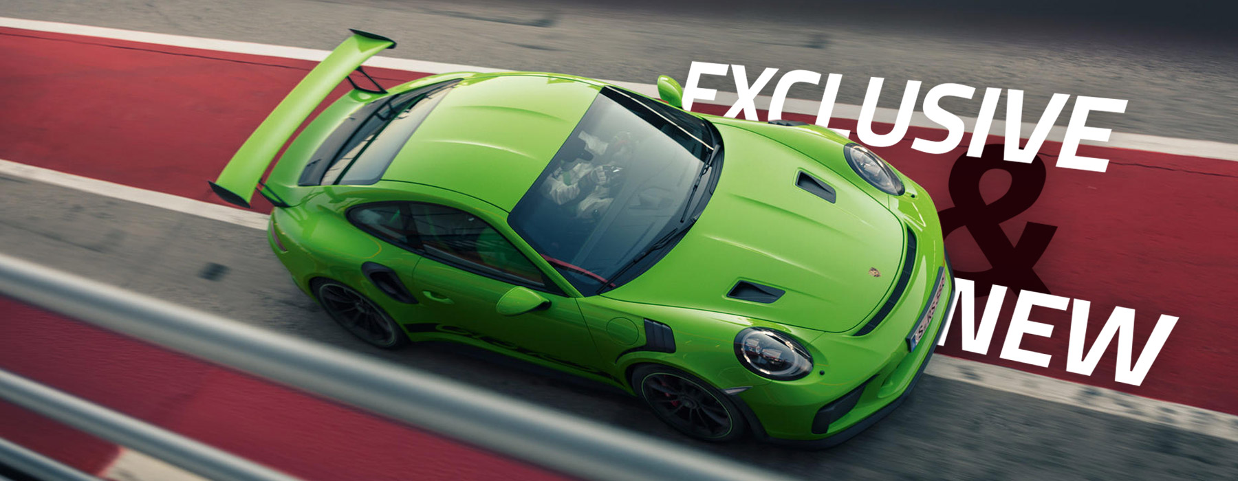 Drive A Porsche 911 Gt3 Rs On A Racetrack At Exotics Racing