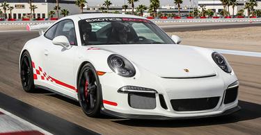 HPDE Porsche
