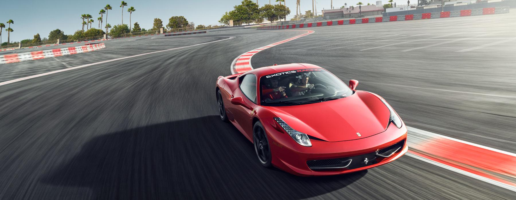 Drive a Ferrari 458 Italia