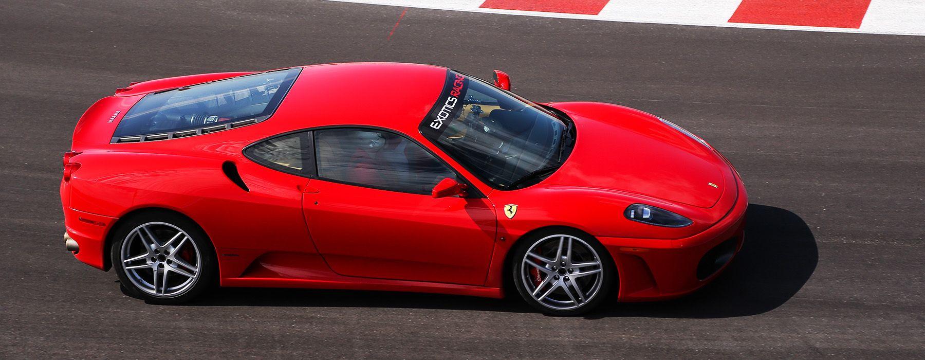 Drive a Ferrari F430