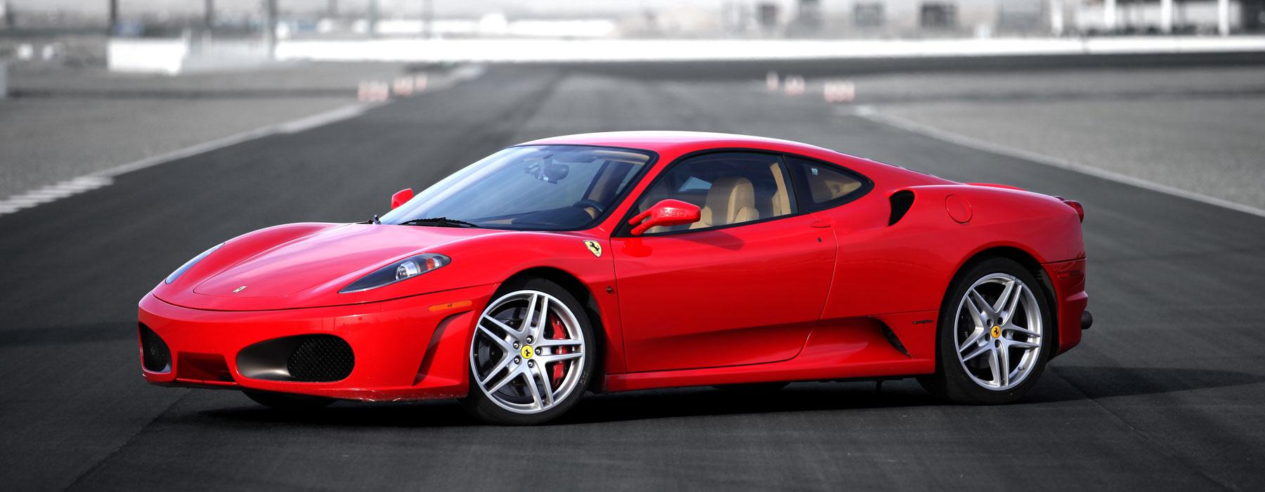 Drive a Ferrari F430 F1