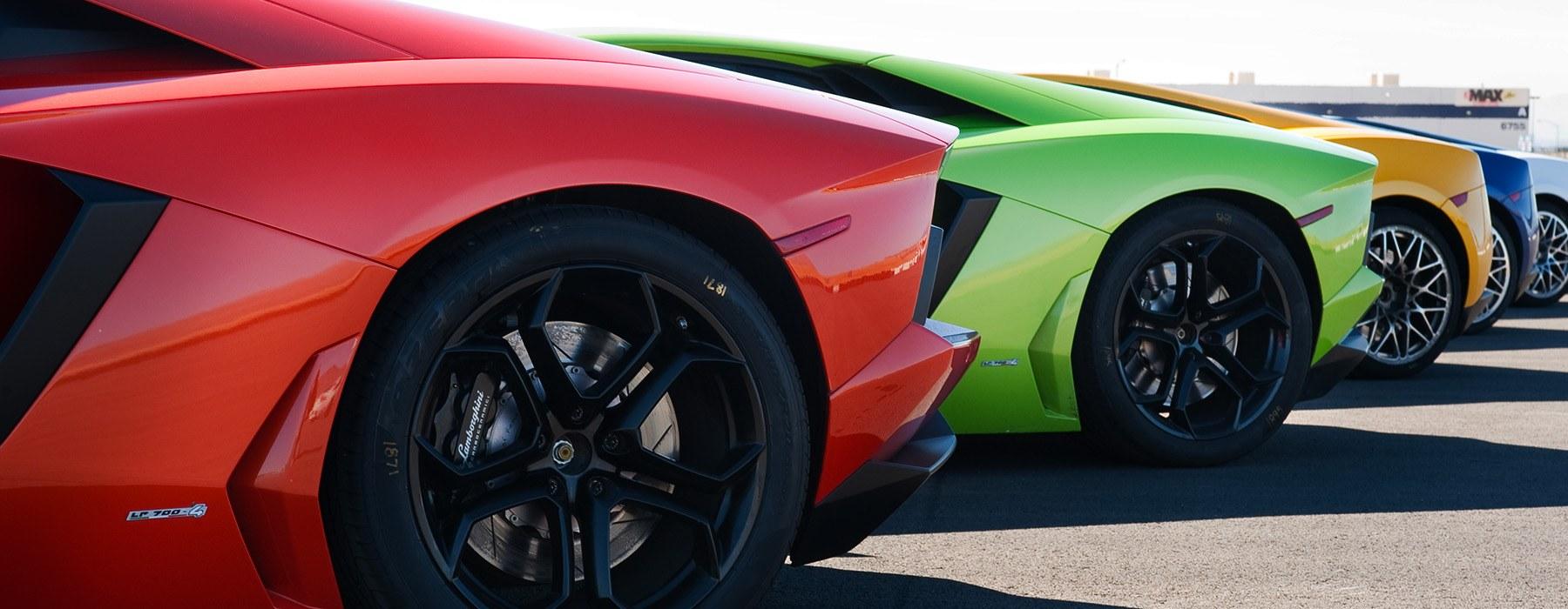 Drive Lamborghini