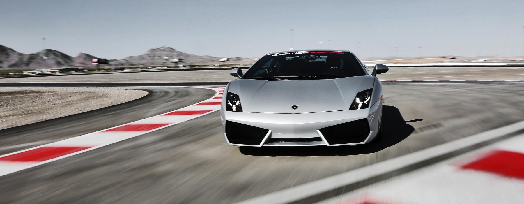 Drive a Lamborghini Gallardo