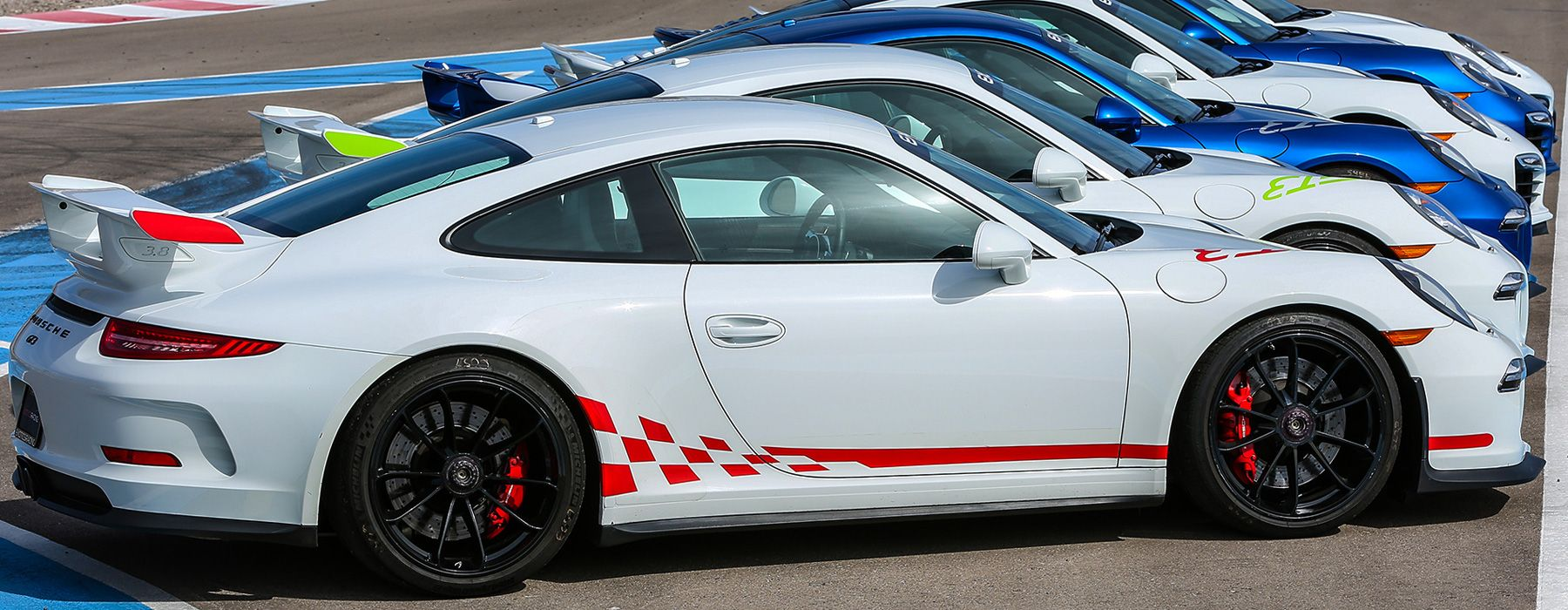 Porsche Fleet