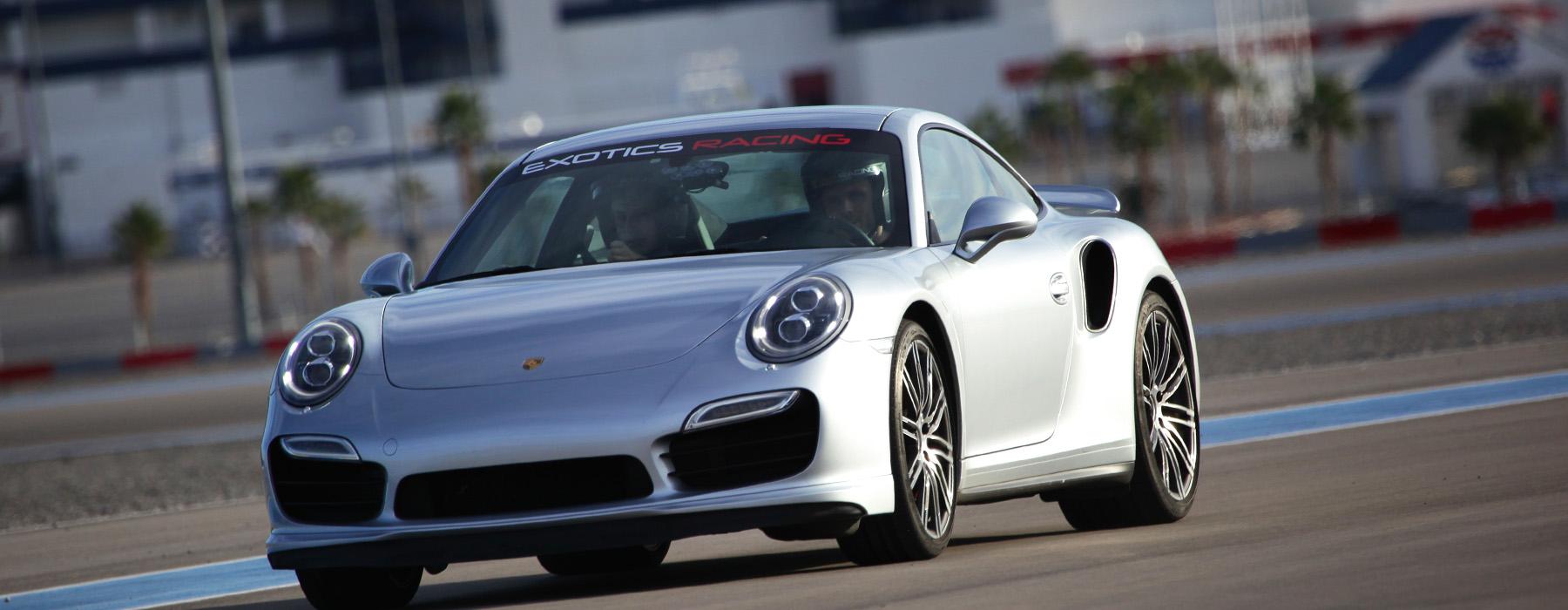 Drive a Porsche 991 Turbo