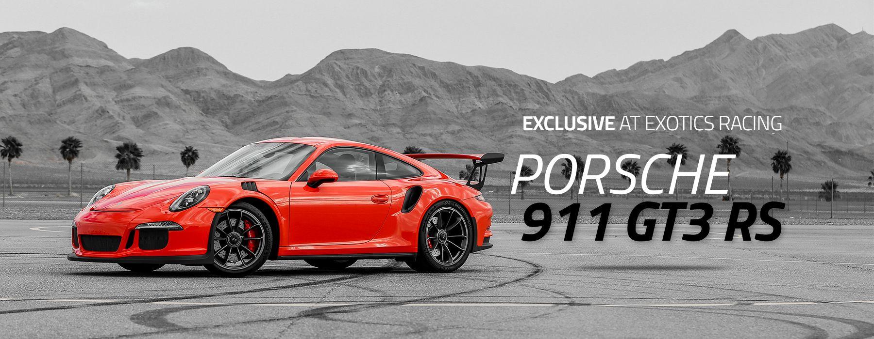 Drive a Porsche 911 GT3 RS