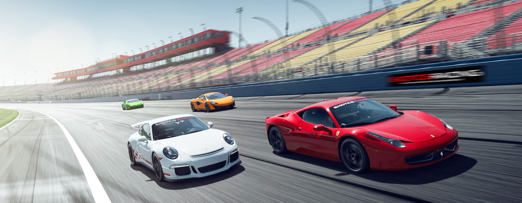 Choose Our Top Supercar Driving Experiences In Las Vegas Or Los
