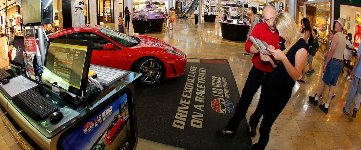 Fashion Show Mall Gallery