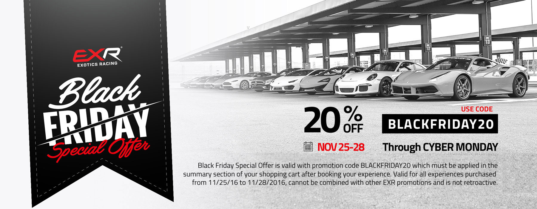 Black Friday 2016 Offer