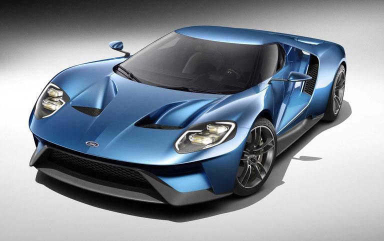 Ford Gt  Hp Hypercar
