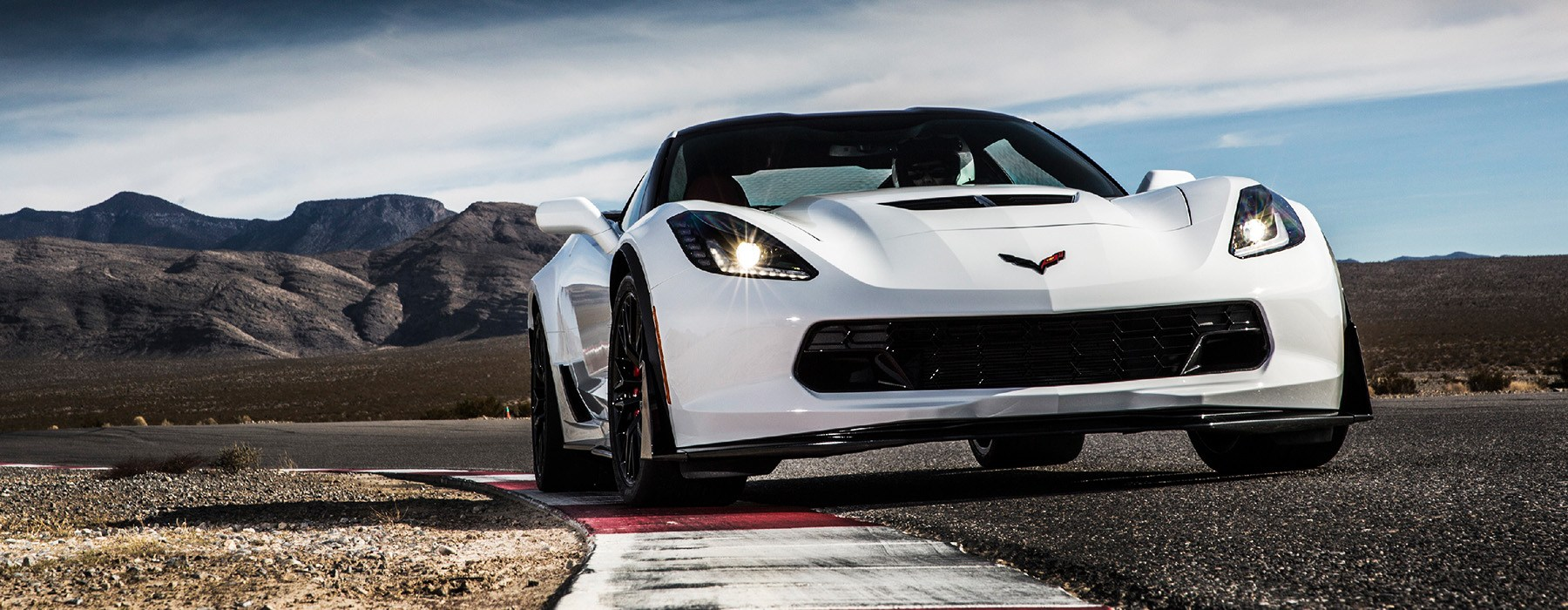 Drive a Corvette C7 Z06