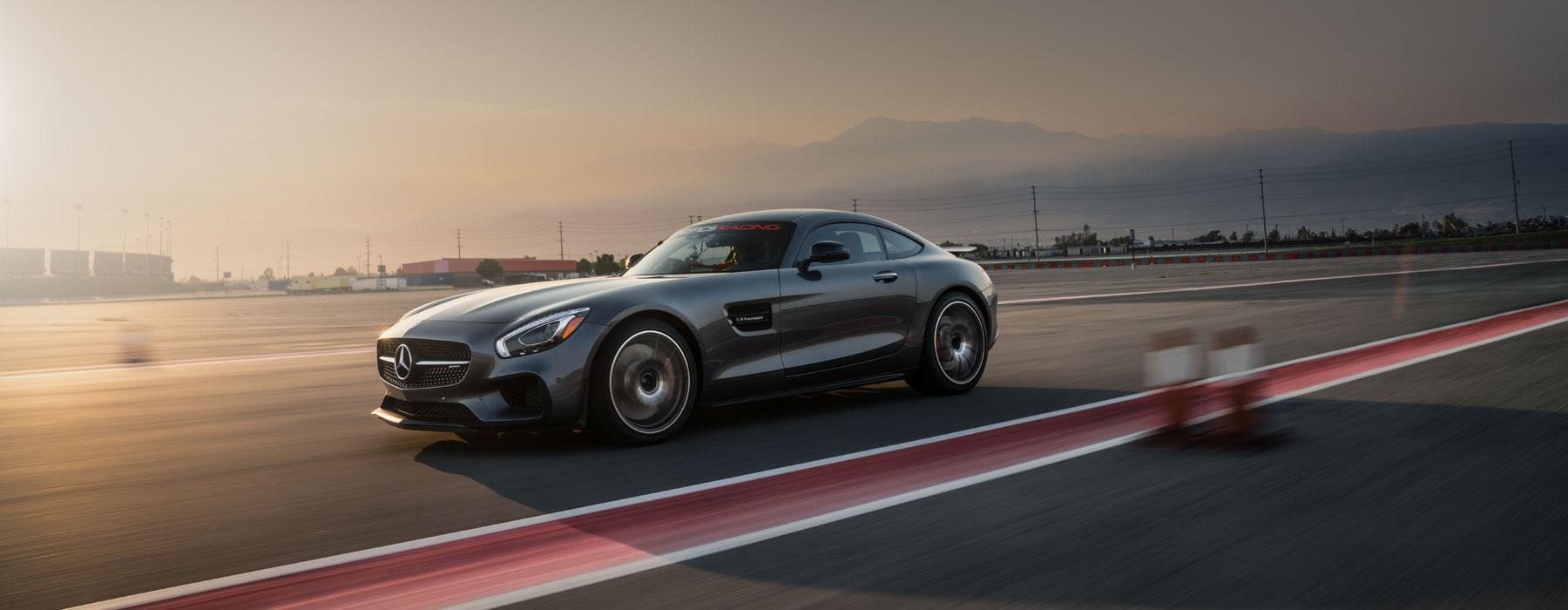 Drive a Mercedes AMG GTS