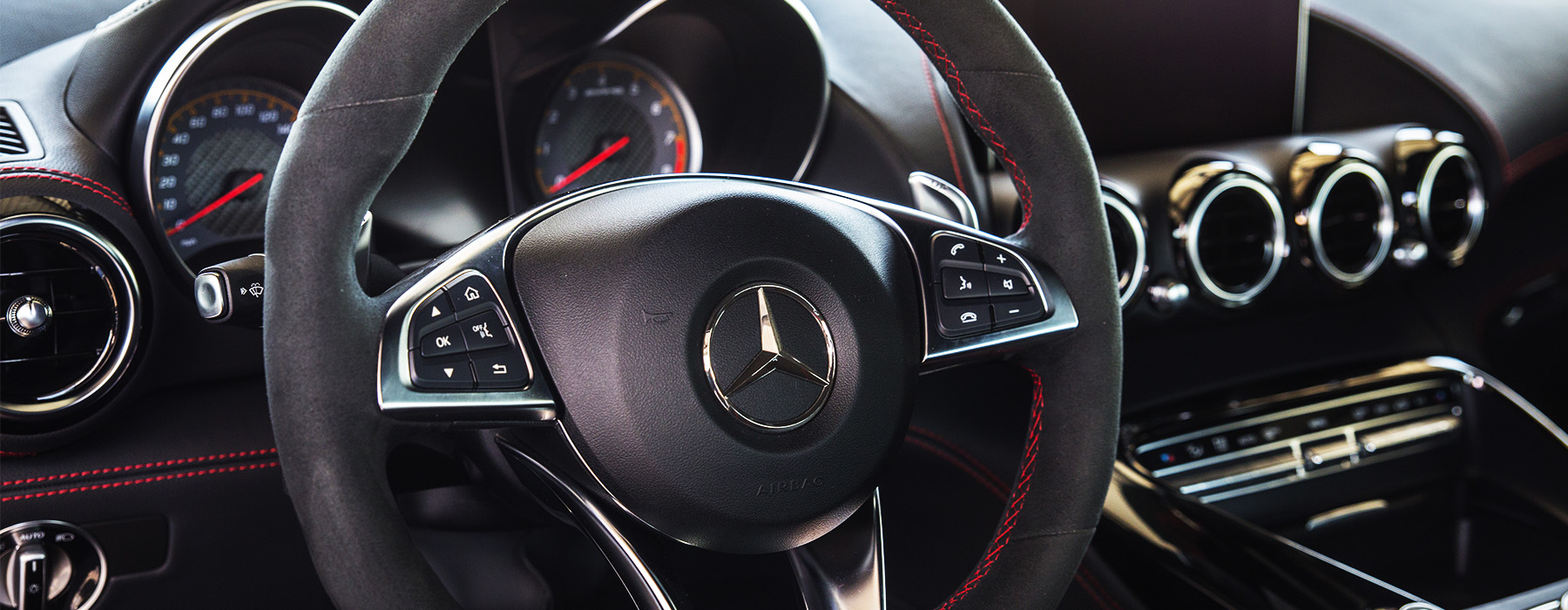 drive a mercedes amg gt s on a racetrack at exotics racing