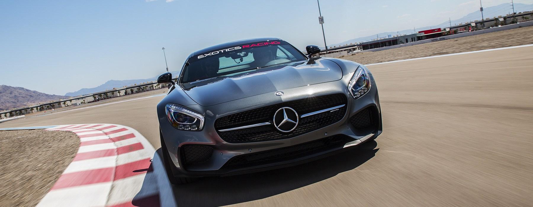 Drive a Mercedes AMG-GTS